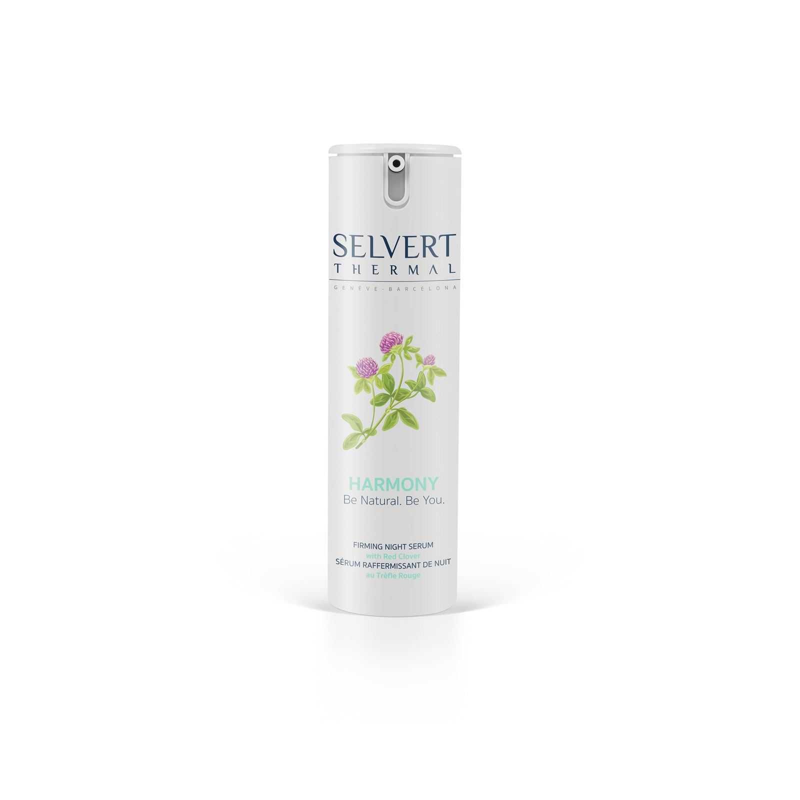 Firming Night Serum with Red Clover - Imagen 1